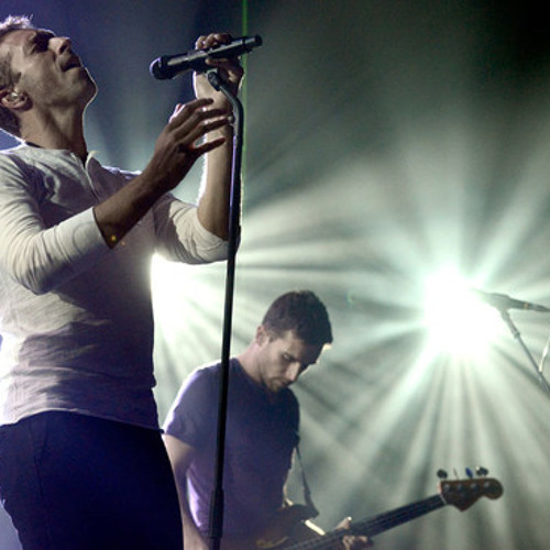 Always In My Head - Coldplay Live