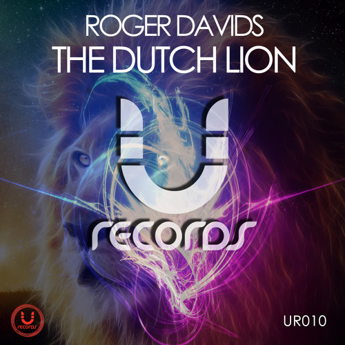 Roger Davids - The Dutch Lion / OUT NOW