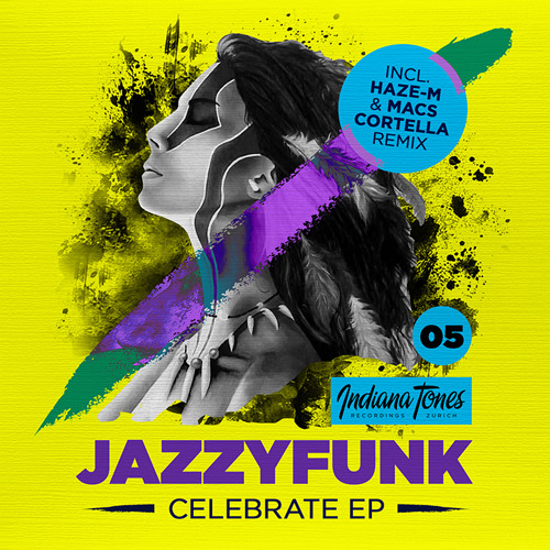 JazzyFunk - Celebrate (Original Mix) OUT NOW!