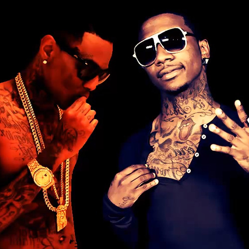 Soulja Boy and Lil B - Make It Work (Remix)