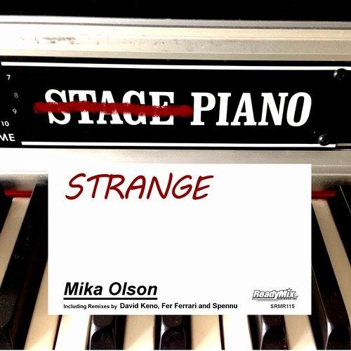 Mika Olson - Strange Piano (David Keno Remix)