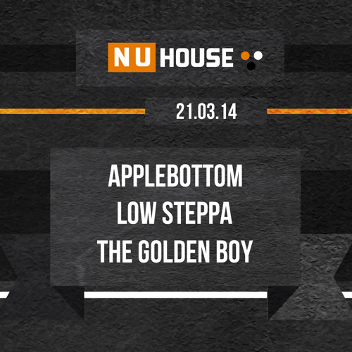 The Golden Boy Promo Mix for NU House