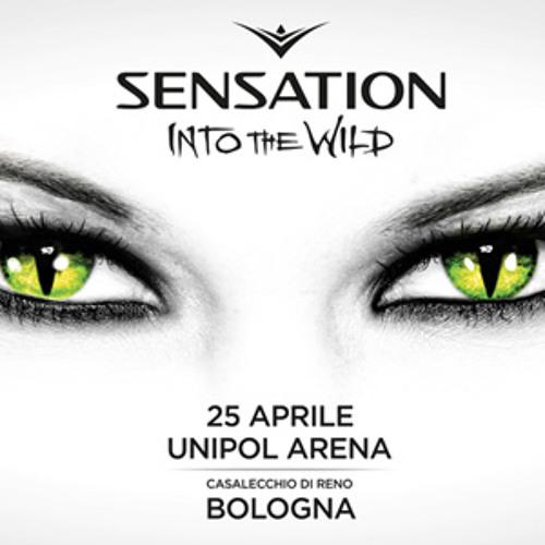 Into the wild - Wsaved Rmx (Sensation 2014)