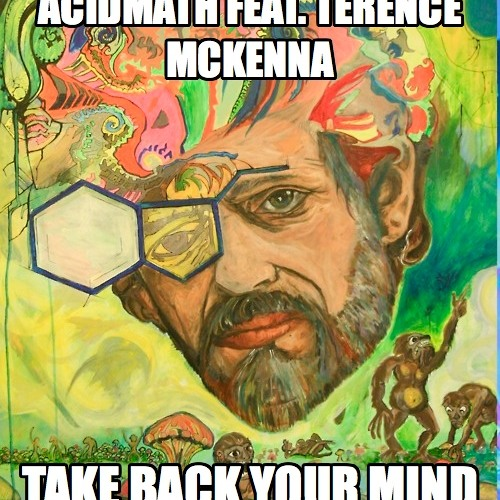 DR. ACIDMATH feat. Terence McKenna- TAKE BACK YOUR MIND-MASTERED