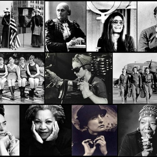 Women's Wednesday - Women who have made a difference in the Women's Movement on SiriusXM