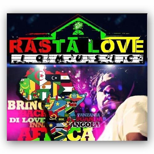 IQ - RASTA LOVE (AFRICA) GCK RIDDIM - RvPii (MLMG)/Gacek Killah 2014