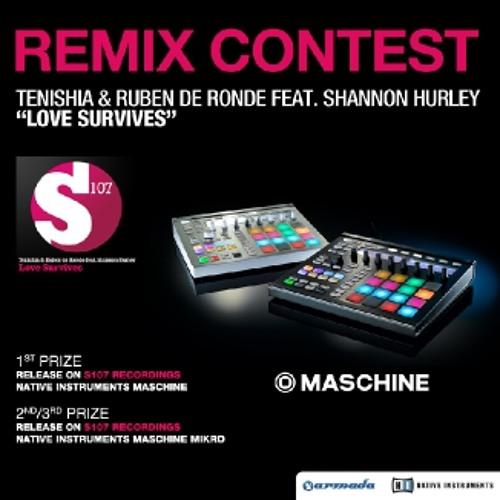 Tenishia & Ruben de Ronde feat. Shannon Hurley - Love Survives (BeZ Remix)