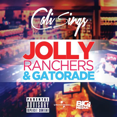 Jolly Ranchers & Gatorade