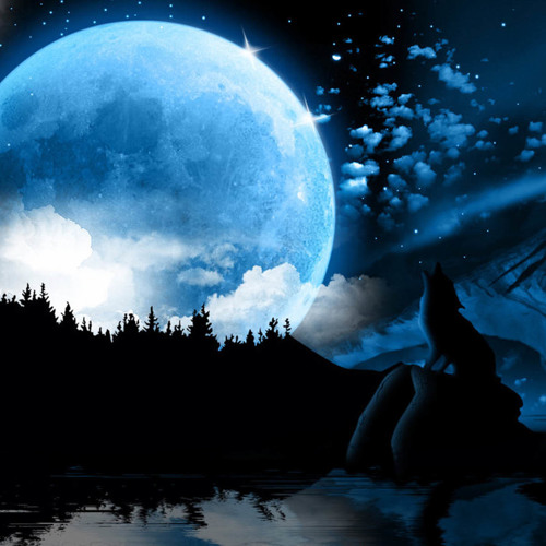 I Can See You When the Moon is in the Sky