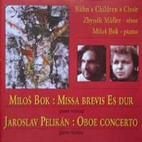 Miloš Bok: Missa brevis