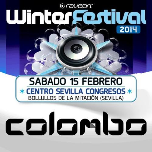 Colombo : @ Winter Festival 2014 [www.raveart.es]