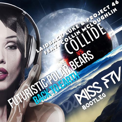 Futuristic Polar Bears - Back To Earth Vs Laidback Luke Collide (dj MIss FTV Bootleg)