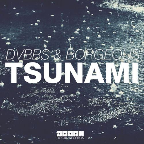 DVBBS  Borgeous   Tsunami (JVO Festival Trap Remix)