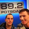 Gestört aber GeiL Live @ 89,2 Radio Potsdam (Interview + Vorstellung) mp3
