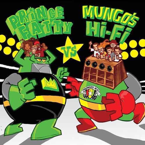 Prince Fatty & Hollie Cook - Sugar Water (Mungo's Hi-Fi Mix) [Mr Bongo 2014]