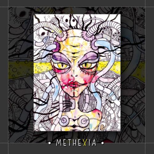 Twisted Kala - I'm The Universe / OUT NOW VA Methexia / 2to6 Rec (170 Bpm)