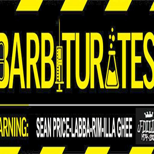 BARBITURATES-SEAN PRICE,LABBA,RIM,ILLA GHEE