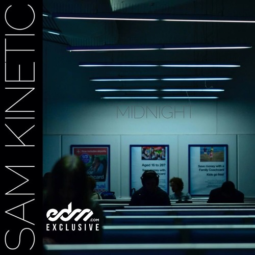 Midnight by Sam Kinetic - EDM.com Exclusive