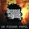 03.-Arsenal de Rimas - Rap mi amor Portada del disco