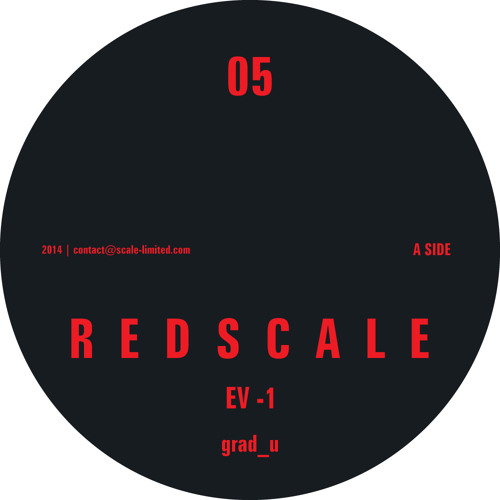 REDSCALE 05 (VINYL ONLY) (RED-BLACK MARBLED VINYL)