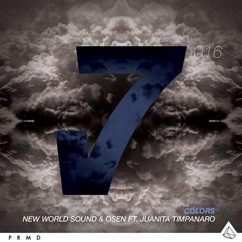 New World Sound & Osen feat. Juanita Timpanaro - Colours