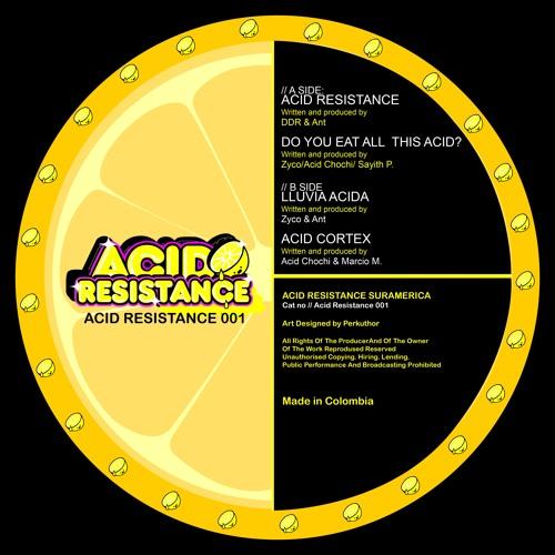 ACID CHOCHI / MARCIO M- ''Acid Cortex''- acidresistance001B2 - clip