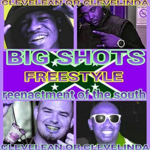 BIG SHOT'S LINDA G STYLE .. BIG MARV AKA SPLITT & FLEXINGTWON (SCREWED)