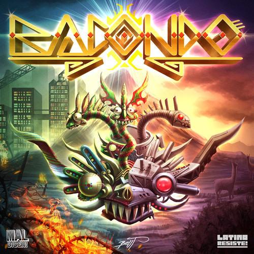 Bacondo (J-1 & Man-K) - Saya De San Benito (Feat. Chong X & Loki Da Trixta)