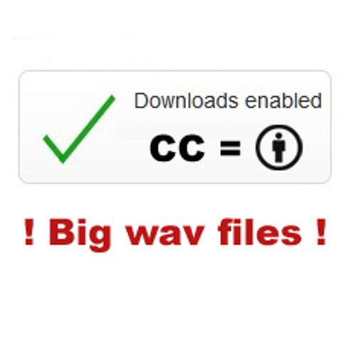 Free Downloads (wav) <---- please click to read some words about this