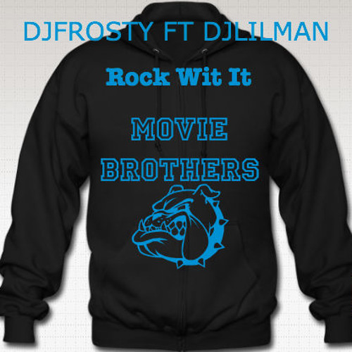 @djlilman973 ft @frosty_nj - Rock Wit it ( extended video version )