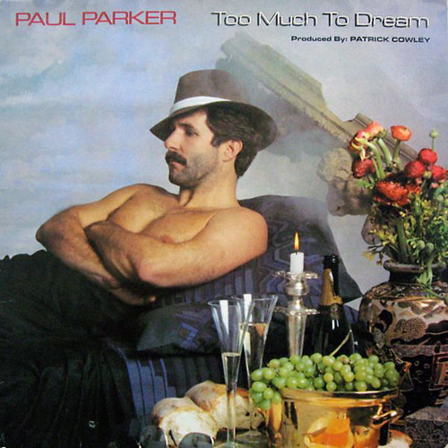 Paul Parker ~ Right On Target 1982 Disco Purrfection Version