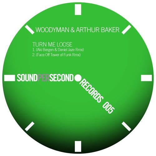 Woodyman & Arthur Baker -Turn me loose (Aki Bergen & Daniel Jaze Remix Soundcloud edit)