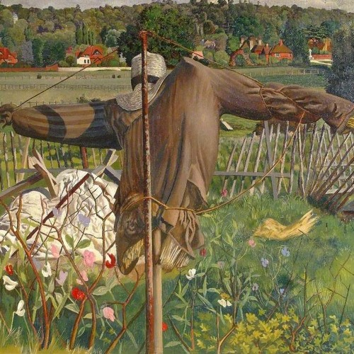 Goodbye Scarecrow By Ann Danks