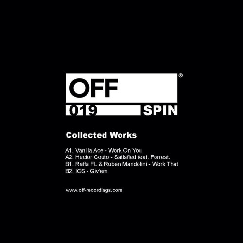 Ruben Mandolini & Raffa FL - Work That (Original Mix) SAMPLE [OFF RECORDINGS] Vinyl + Digital