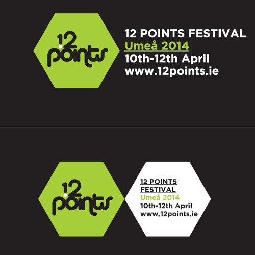 12 Points Artists 2014
