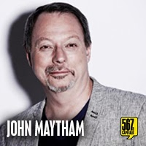 John Maytham Book Review: 14th March 2014 with Mark Gevisser