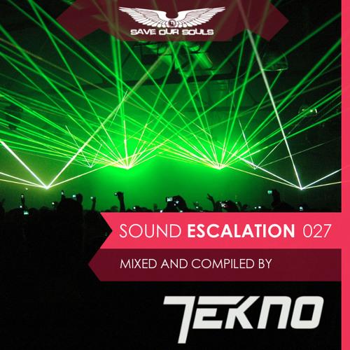 Sound Escalation 027 with Cyre
