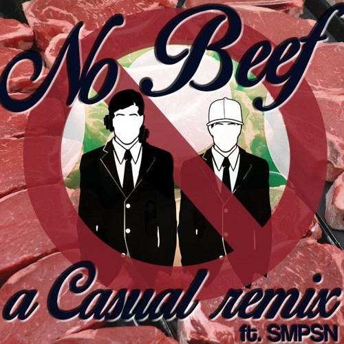 No Beef (Casual Remix)
