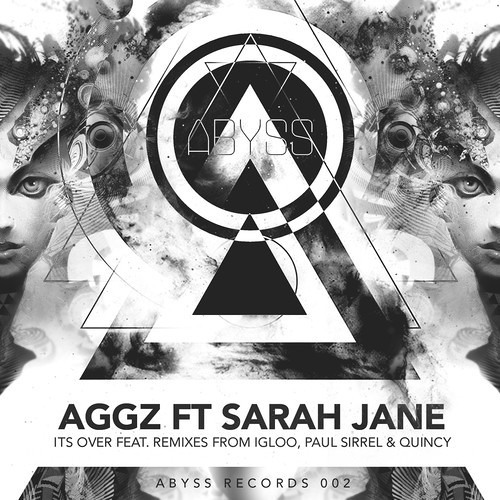 Aggz ft sarah jane - so its over Quincy remix !out now!