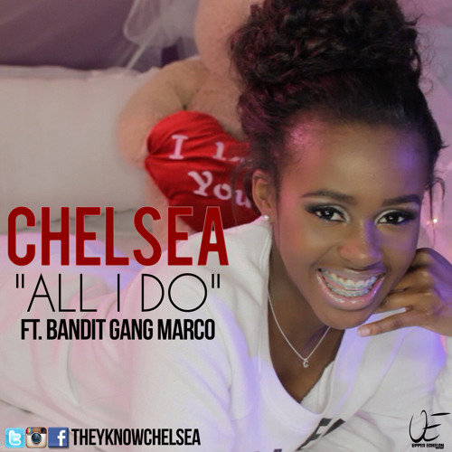 ALL I DO Feat. BANDIT GANG MARCO