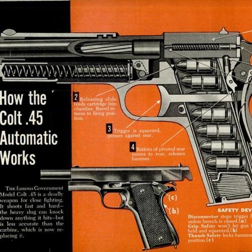 Mech - 45 Automatic (Mr Kropp REMIX)