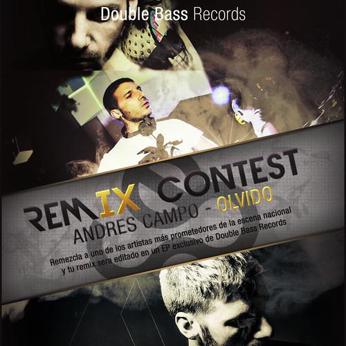 Remix Contest // Andres Campo-Olvido (Fran Navaez Remix)