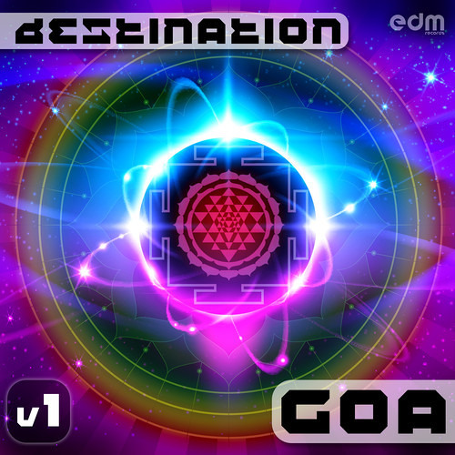 EDM115 - Destination Goa v.1 - FULL ALBUM PREVIEW - OUT NOW ON BEATPORT