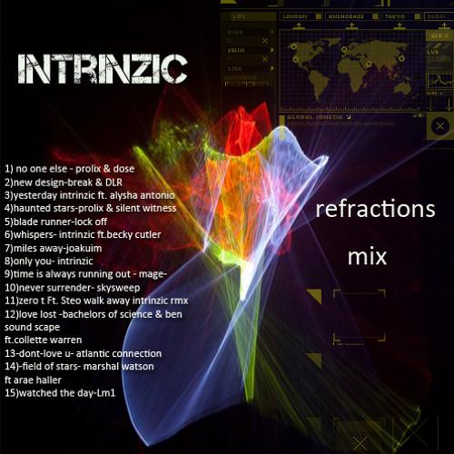 {intrinzic} refractions mix