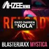 Ahzee & Basterjaxx Vs Enzo Darren Vs Sebastian Ingrosso - Reload The Mystica (X.TA.C Mashup)
