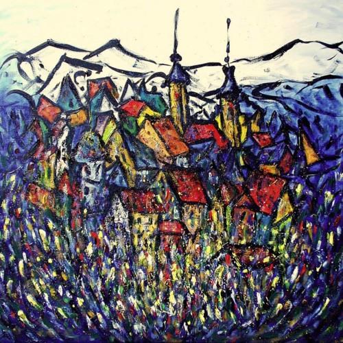 Blue Sun Strings (Cheryl Pyle & Axel Weiss)