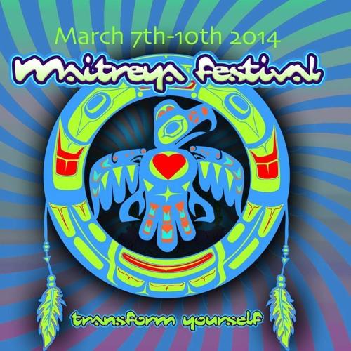 Wasabi live Maitreya 2014