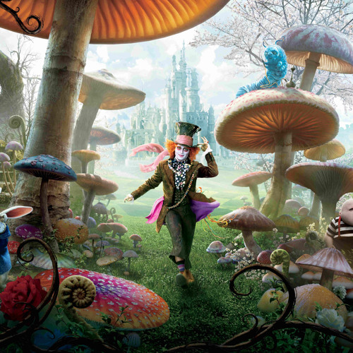 Andreas - Wonderland  (F.KILL New World Sound Bootleg)