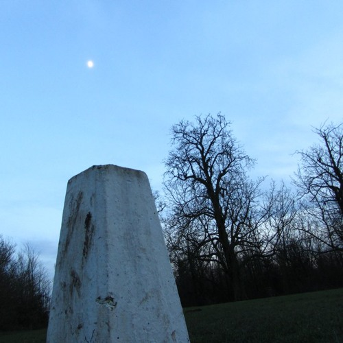 Field  recording from Trig point on Uxenden Hill