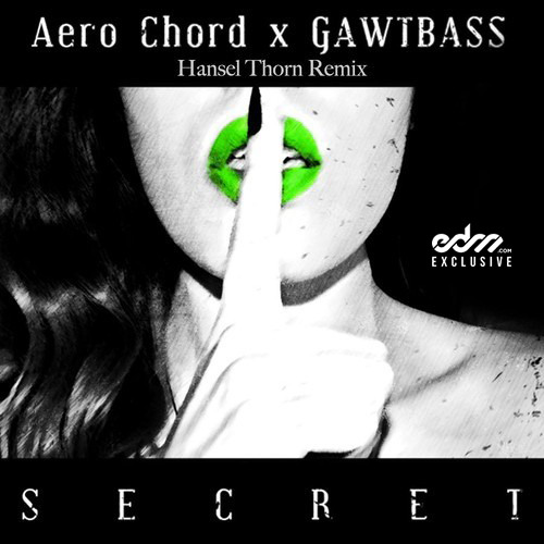 Secret by Aero Chord & GAWTBASS (Hansel Thorn Remix) - EDM.com Exclusive